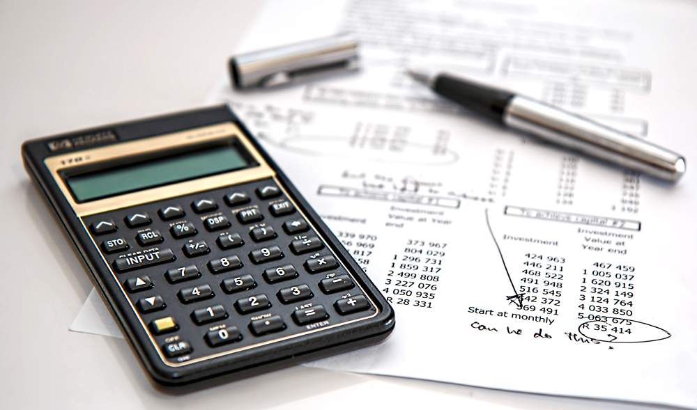 How to set up a budget, this is step one determining your monthly bill.