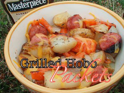 Grilled Hobo Packages