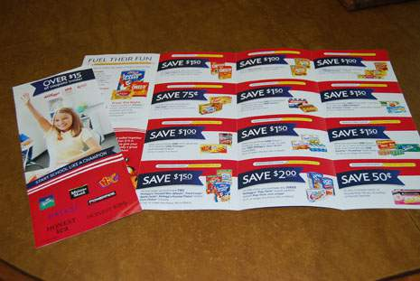 Coupon Flyer from Fred Meyer – Coupon Flyer