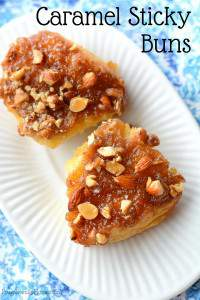 Easy and Cheap to Make Caramel Sticky Buns