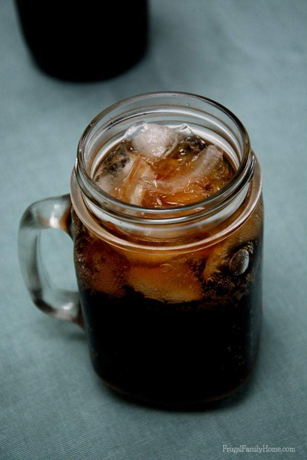 Make Your Own Root Beer Syrup