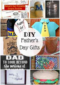 25 DIY Father's Day Gifts to Make
